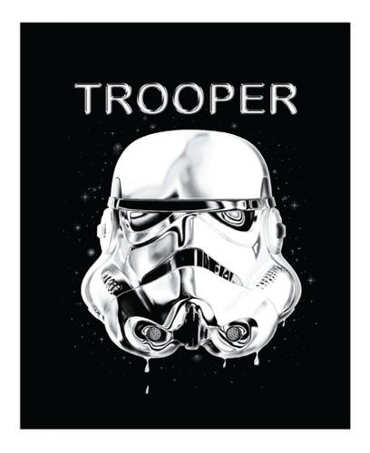Cuaderno Tapa Blanda Star Wars - Trooper (48 Hojas)