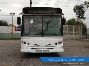Mercedes Benz Of 1417 2007 - Agrale Mt12 - Colectivos Usados