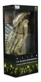 Neca Alien 1/4 Scale Translucent Prototype Suit Nuevo Sellad