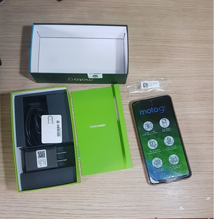 Motorola Moto G7 Xt1962 Onix 64gb Ótimo Estado Frete Grátis
