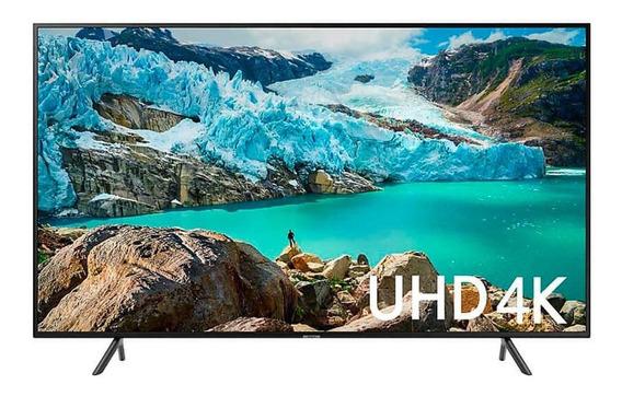Smart Tv Samsung 50 Poleg 4k Ru7100 Un50ru7100gxzd Preta