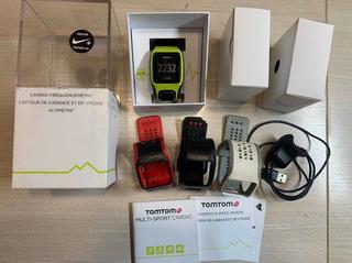 Relógio Tomtom Multi Sports