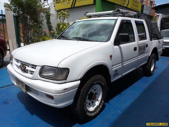 Chevrolet Luv 2.2 Mt