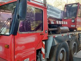 Guindaste Liebherr Ltm 1035 Capacidade 35 T