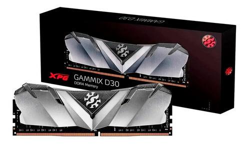 Imagem 1 de 1 de Memória Xpg Gammix D30 8gb 2666mhz Ddr Cl16 Sb30