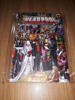 Hq O Casamento Do Deadpool (seminovo)