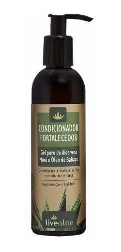Live Aloe - Condicionador Fortalecedor - Aloe Vera