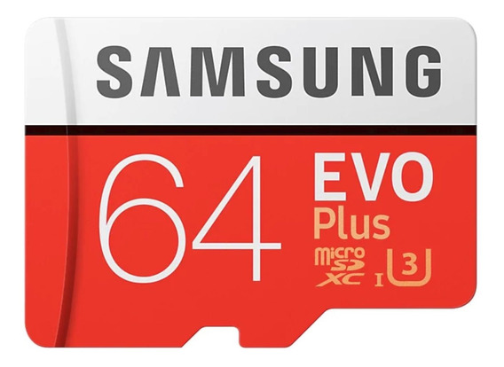 Samsung Micro Sdxc 64gb 100mb/s Sd Sdhc Galaxy S3 S4 S8 S9