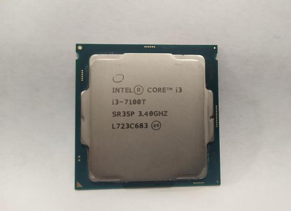 Processador Intel Core I3 7100t 7ª Geração 3.40 Ghz Lga 1151