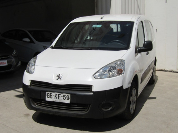 Peugeot Partner Hdi 1.6 2013