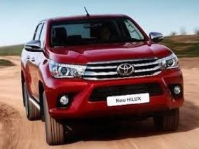 Toyota Hilux Dx 4x4 100% Financiado Roja