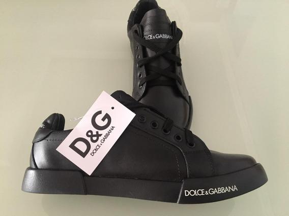 Tênis Dolce & Gabbana Classic