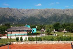 Cabañas En Carpinteria Cerca De Merlo Tenis Padel Piscina