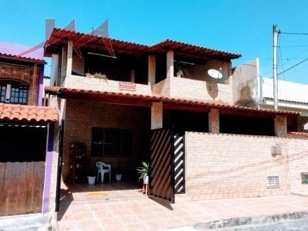 Casa Para Venda, 2 Dormitórios, Amendoeira - São Gonçalo - 470