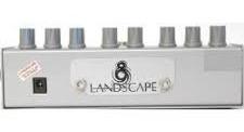 Pedal Landscape Tri Efx Guitar