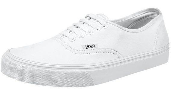 Tenis Marca Vans Mod Vn000e Blanco