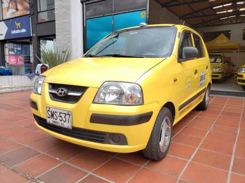 Taxi Hyundai Atos  2010 998 Cc Entrega Inmediata