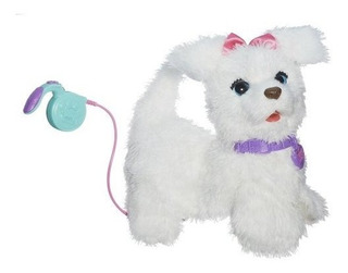 Fur Real Friends Get Up X26amp Gogo My Walkina Pup Pup