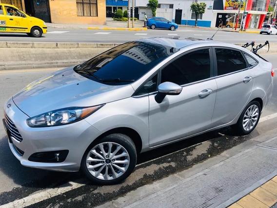 Ford Fiesta Titanium Modelo 2018 Mecanico