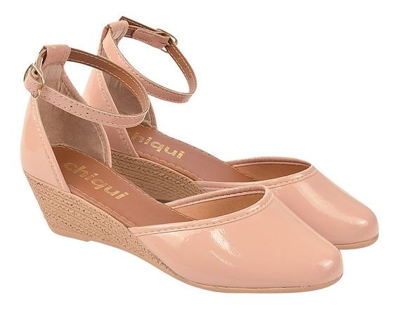 Sandália Sapato Feminina Chiquiteira Chiqui/53141