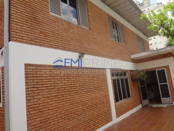 Casa Comercial Para Locação Em Perdizes - Espaçosa E Com Vagas De Estacionamento!!! - Fm187400