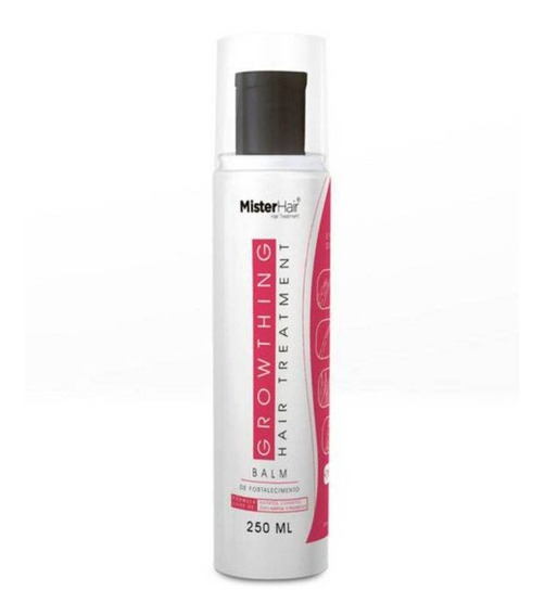 Balm De Fortalecimento Mister Hair - 250ml