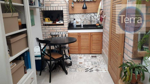 Casa Com 2 Dormitórios À Venda, 78 M² Por R$ 390.000,00 - Villas Da Granja - Cotia/sp - Ca1153