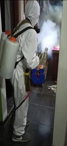 Fumigación Y Desinfección