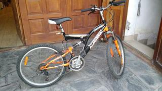 Bicicleta Aurora 24dsx Shimano Doble Suspensión
