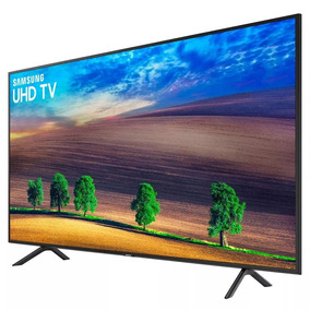 Smart Tv Samsung Led 49 Uhd 4k Visual Livre De Cabos.