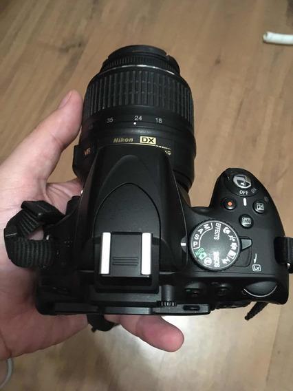 Camera Nikon D5100 Dslr Com Lente 18-55mm Vr 20571 Cliques