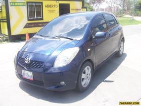 Toyota Yaris Sincrónica