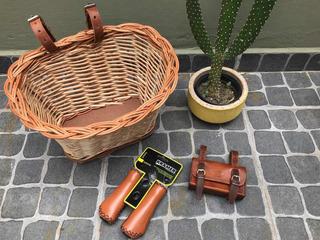 Kit De Accesorios Para Bicicleta Vintage O Antigua
