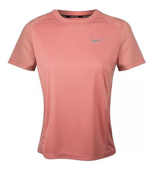 Remera Nike Mujer Sportwear Miler Envio Gratis 932499685