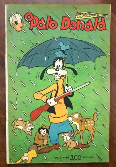 O Pato Donald 193 - Editora Abril - 1955