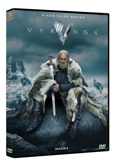 Vikings 6ª Temporada ( Dublado E Legendado )