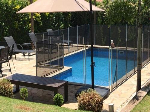 Casa Com 5 Dormitórios Para Venda, 635 M² - Condomínio Portal Do Sabiá - Sorocaba/sp - Ca0042 - 67640780