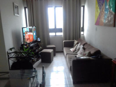 Apartamento 2/4, 58m², Varanda, Garagem - Barbalho - Codigo: Ap1604 - Ap1604