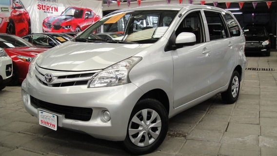 Toyota Avanza 1.5 Premium At 2013