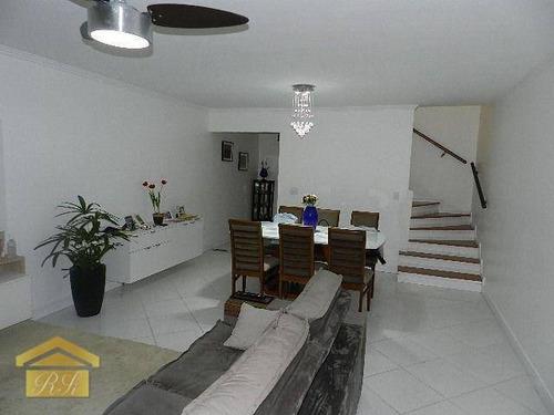 Imagem 1 de 23 de Sobrado Com 3 Dormitórios À Venda, 164 M² Por R$ 980.000,00 - Jardim Aeroporto - São Paulo/sp - So1484