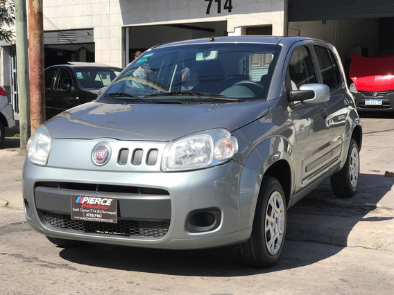 Fiat Uno 1.4 Attractive 2012 // Pierce Automotores