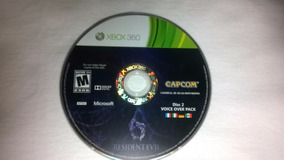 Resident Evil 6 Somente O Disco 2