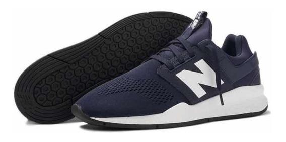 Tenis New Balance 247 Masculino Azul Marinho
