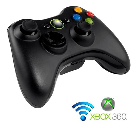 Controle Xbox 360 Original Sem Fio Wireless Feir Promoção