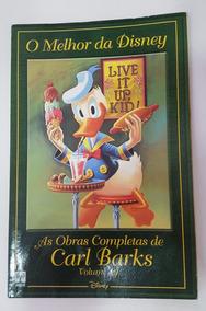 O Melhor Da Disney Obras Completas Vol 8 E 19