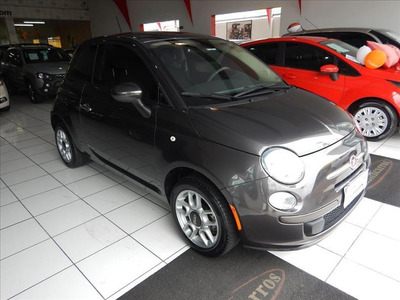 Fiat 500 1.4 Cult 8v Flex 2p Manual 2015