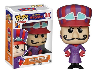 Funko Pop Dick Dastardly (hanna Barbera)