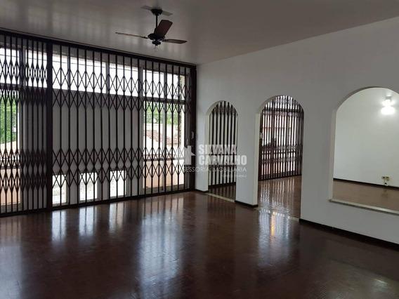 Casa Para Locação No Bairro Brasil Em Itu. - Ca4078