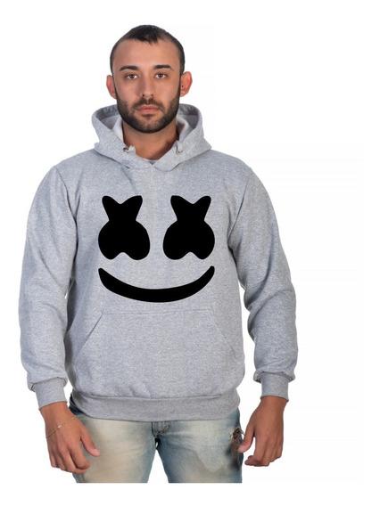 Blusa De Frio Marshmallow Dj Canguru Estilosa Super Promoção