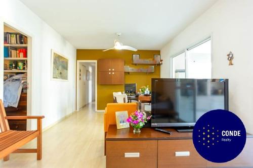 Imagem 1 de 15 de Apartamento Para Comprar Na Vila Olímpia Com 3 Quartos Varanda Gourmet - 62030716